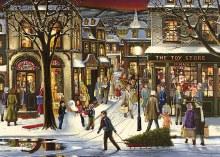 Casse-tête, 35mcx - Downtown Christmas