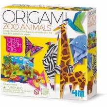 D'origami Zoo Animals