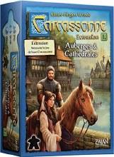 Carcassonne - Auberges & Cathédrales (ext. Fr.)