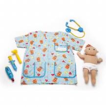 Costume d'infirmière pédiatrique