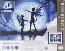 Peinture à Numéros - Silhouette Crépuscule