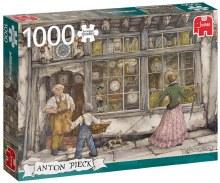 Casse-tête 1000 mcx - Anton pieck - The Clock Shop