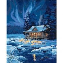 Peinture à Numéros - Moonlith cabine