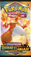 Pokemon - Darkness Ablaze Booster