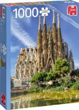 Casse-tête 1000 mcx - Sagrada Famillia