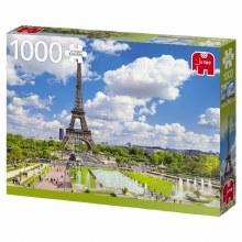 Casse-tête 1000 mcx - Tour Eiffel