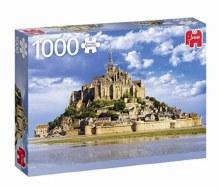 Casse-tête 1000 mcx - Mt St-Michel