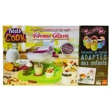 La frabrique de Crèmes glacées