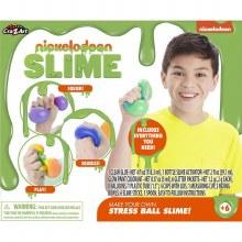 Nickelodon Ballons antistress en boue gluante