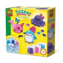 Pâte à modeler - Ocean Friends