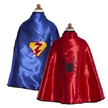 Cape Réversible super héros (4-6ans)