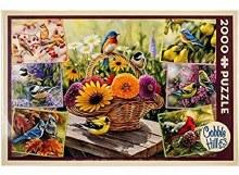 Casse-tête, 2000 mcx - Rosemary's birds