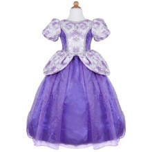 Robe Princesse Mauve (3-4ans)