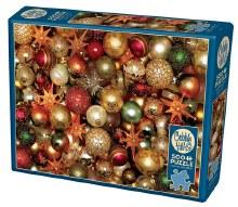 Casse-tête 500 mcx - Christmas Balls
