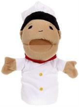 Marionnette de cuisinier