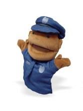 Marionnette de policier