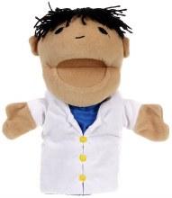 Marionnette de médecin