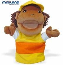 Marionnette de travailleur