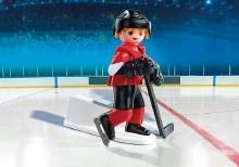 Joueur de hockey - Sénateurs d'Ottawa