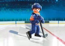 Joueur de hockey - Oilers d'Edmonton