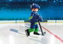 Joueur de hockey - Canucks de Vancouver