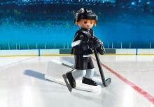 Joueur de hockey - Kings de Los Angeles
