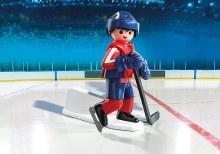 Joueur de hockey - Capitals de Washington