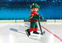 Joueur de hockey - Wild du Minnesota