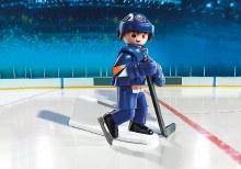 Joueur de hockey - Islanders de New York