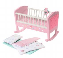 Baby Annabell - Berceau doux rêves
