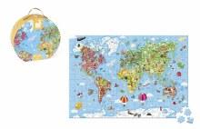 Casse-tête, 300mcx - Le monde