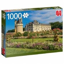Casse-tête, 1000 mcx - Château de la loire