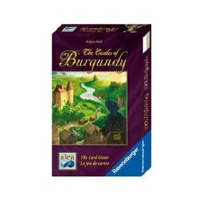 Castles of Burfundy jeu de cartes