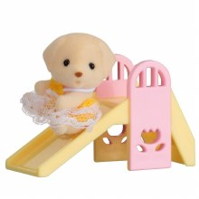Calico Critters - Mini Valisette Chiot