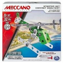 Meccano - Débutant - Hélicopère