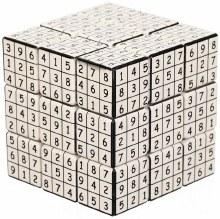 V-Cube 3 Sudoku