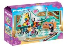 Boutique de skate et de vélos