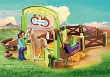 Ensemble cheval - Apo et Chica Linda