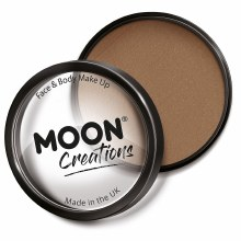 Moon Creations - Pastille Brun Pale