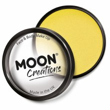 Moon Creations - Pastille Jaune Clair