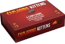 Exploding kittens - 1st Edition (Ang)