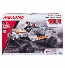 Meccano - 4x4 de course 10 en 1