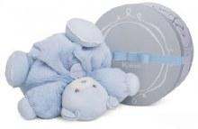 Patapouf ours bleu