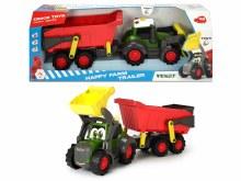 Tracteur & remorque