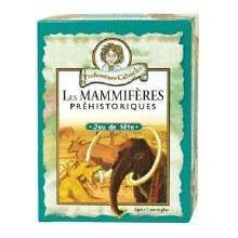Professeure Caboche - Mammifères Prehistoriques