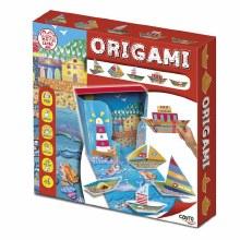 Origami - Bateaux