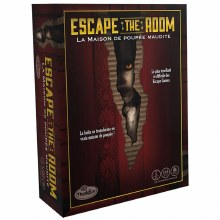 Escape the Room - Maison de Poupé maudite