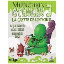 Munchkin Cthulhu 3 - La Crypte de l'indicible (extension)
