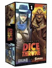 Dice Throne - Gunslinger vs Samurai