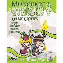 Munchkin Cthulhu 4 - Oh my grottes (extension)